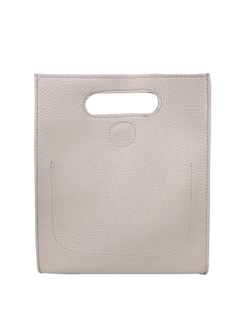 Choki Handbag - 6086 Korean Fashion Handbag with Sling Beige RM39.00