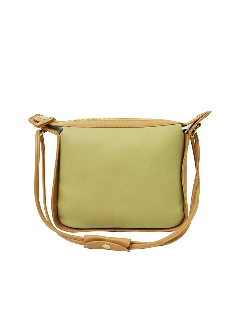 Choki Sling Bag - 7008 Signature Trendy Sling Bag Yellow RM65.00
