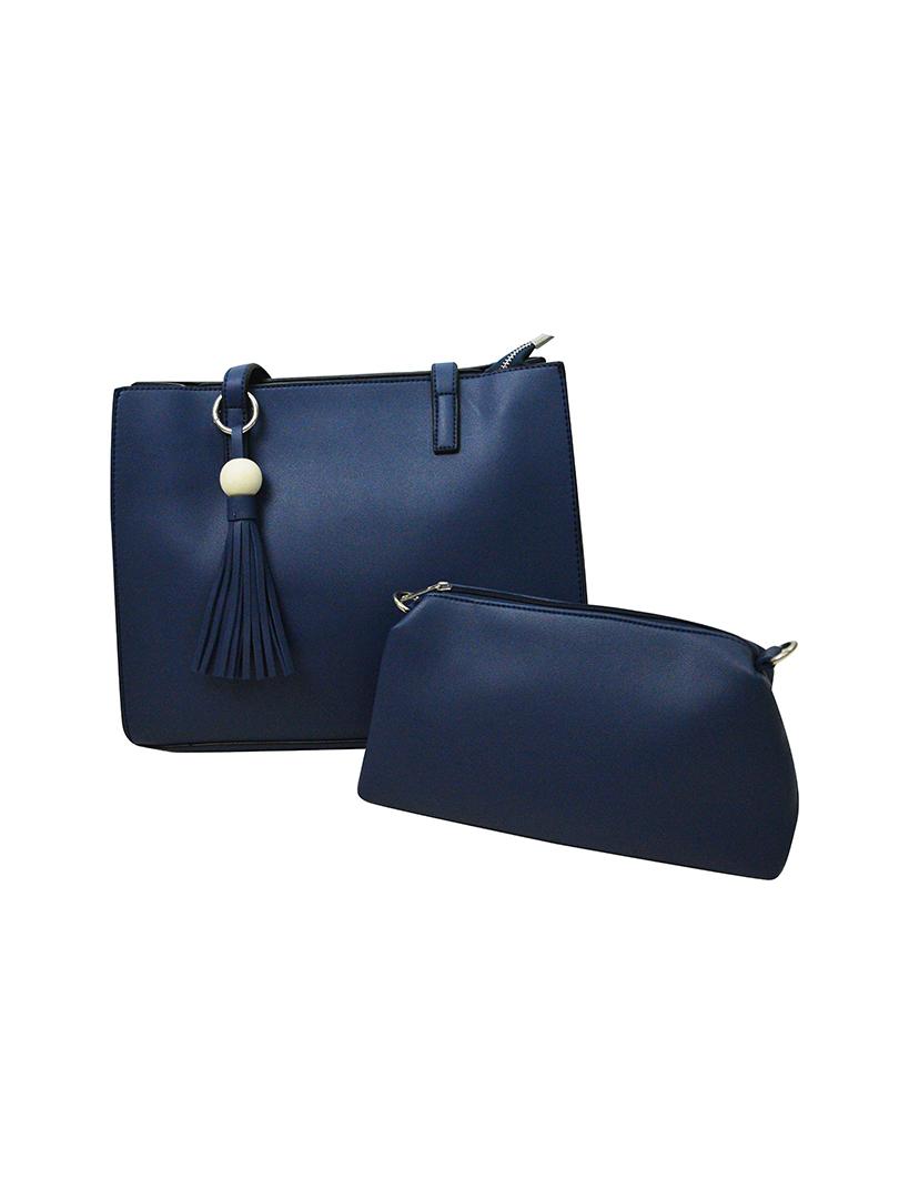Choki Shoulder Bag - 7009 Elegant Shoulder Bag W.Small Bag Blue RM69.00