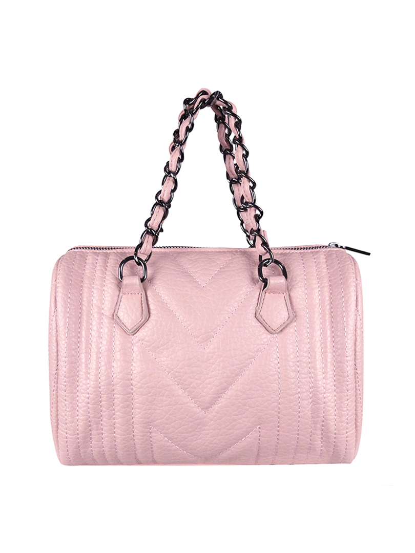 Choki Handbag - 6040 Chainly Handle Handbag Pink RM59.00