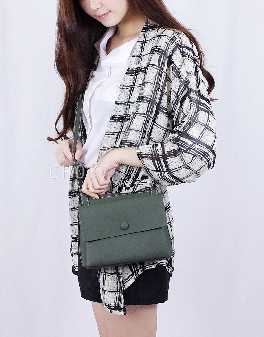 Choki Sling Bag - 6093 Korean Simple Sling default RM49.00