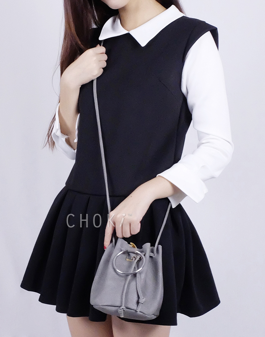 Choki.com.my - 6063 Choki Korean Mini Bucket Sling RM12.50
