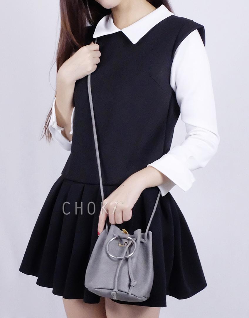 Choki.com.my - 6063 Choki Korean Mini Bucket Sling RM15.00