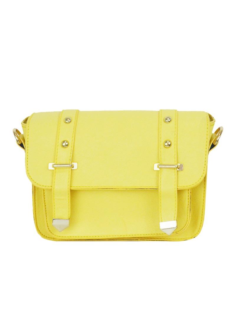 Choki Sling Bag - 5083 Choki Signature Casual Sling Yellow RM39.00