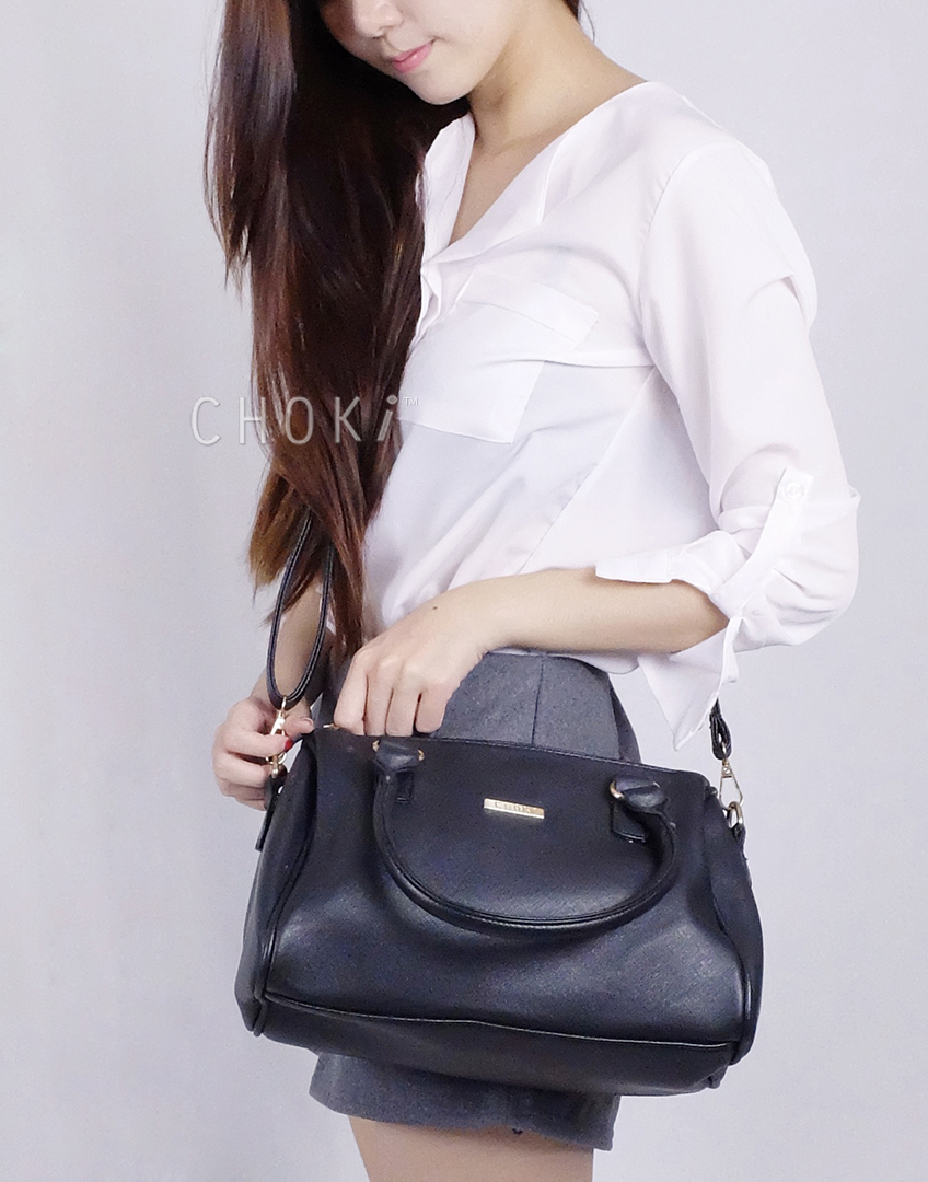 Choki.com.my - 5120 Choki Signature Handbag with Sling RM25.00