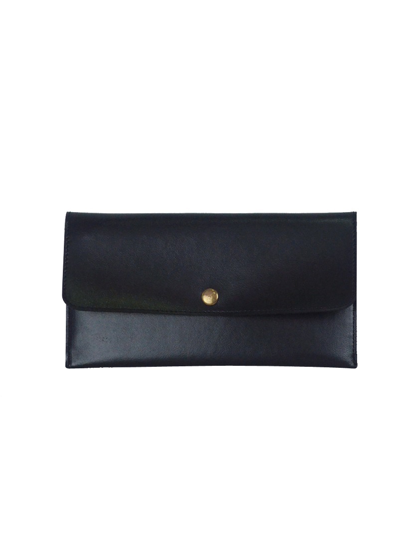 Choki Purse - P017 Choki Signature Leather Purse Black RM45.00