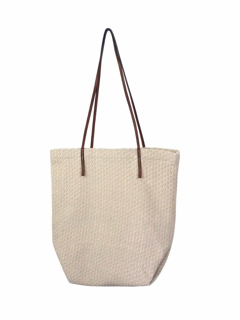 Choki Shoulder Bag - 5177 Knitted Bag from Korea White RM79.00