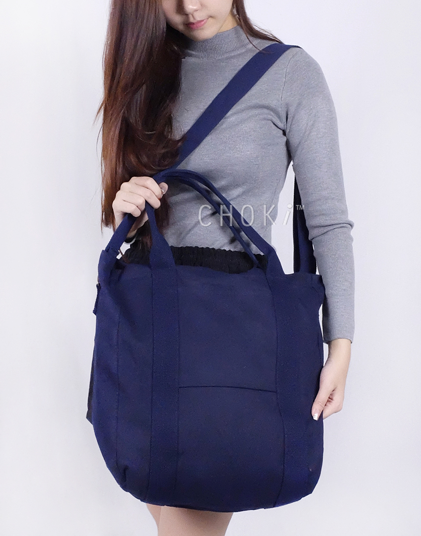 Choki.com.my - 6053 Choki Korean Canvas Tote Bag RM49.00
