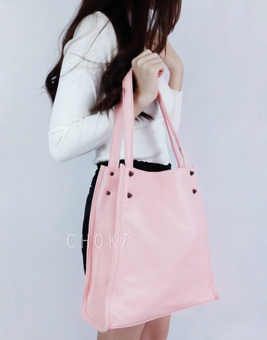 Choki Shoulder Bag - 5136 Choki Signature Korean Soft PU Handbag default RM59.00