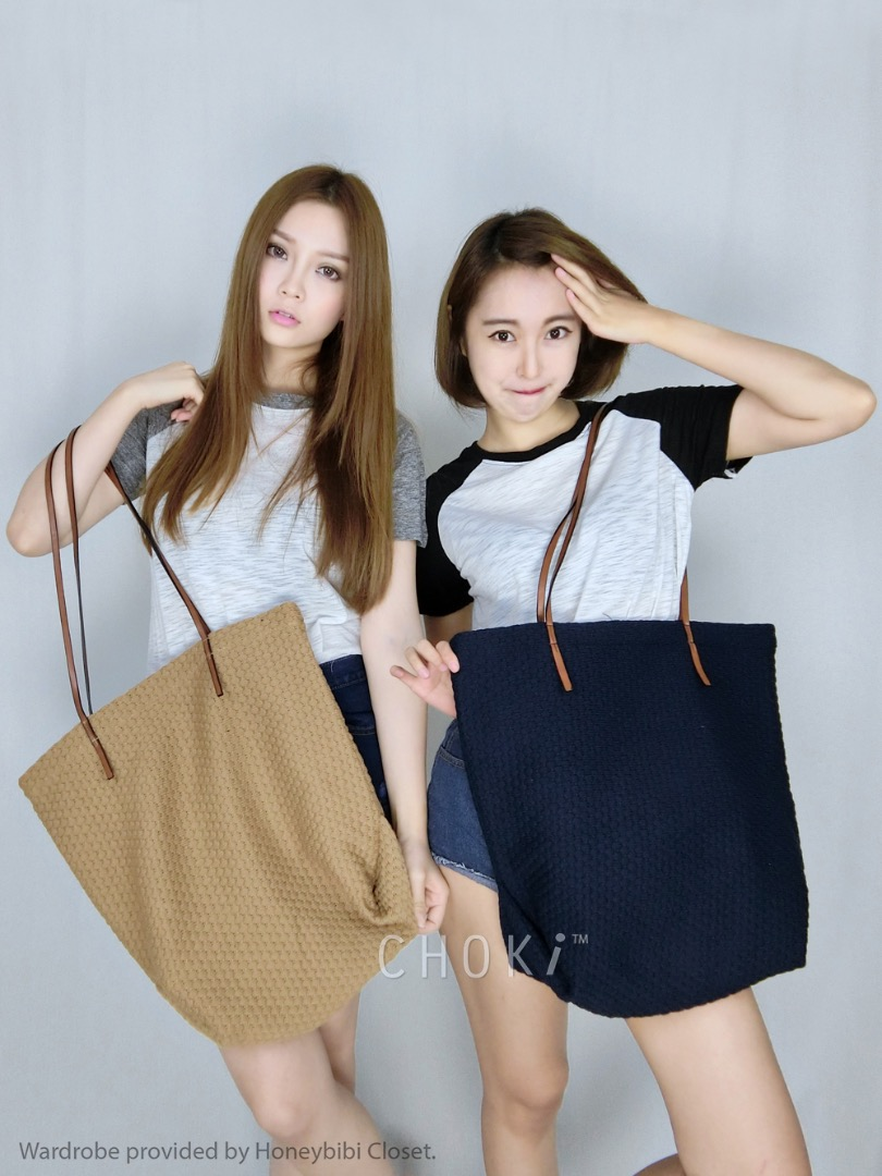 Choki.com.my - 5177 Knitted Bag from Korea RM79.00