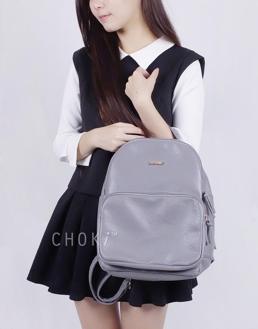 Choki.com.my - 6033 Choki Signature Korean Backpack  RM47.20