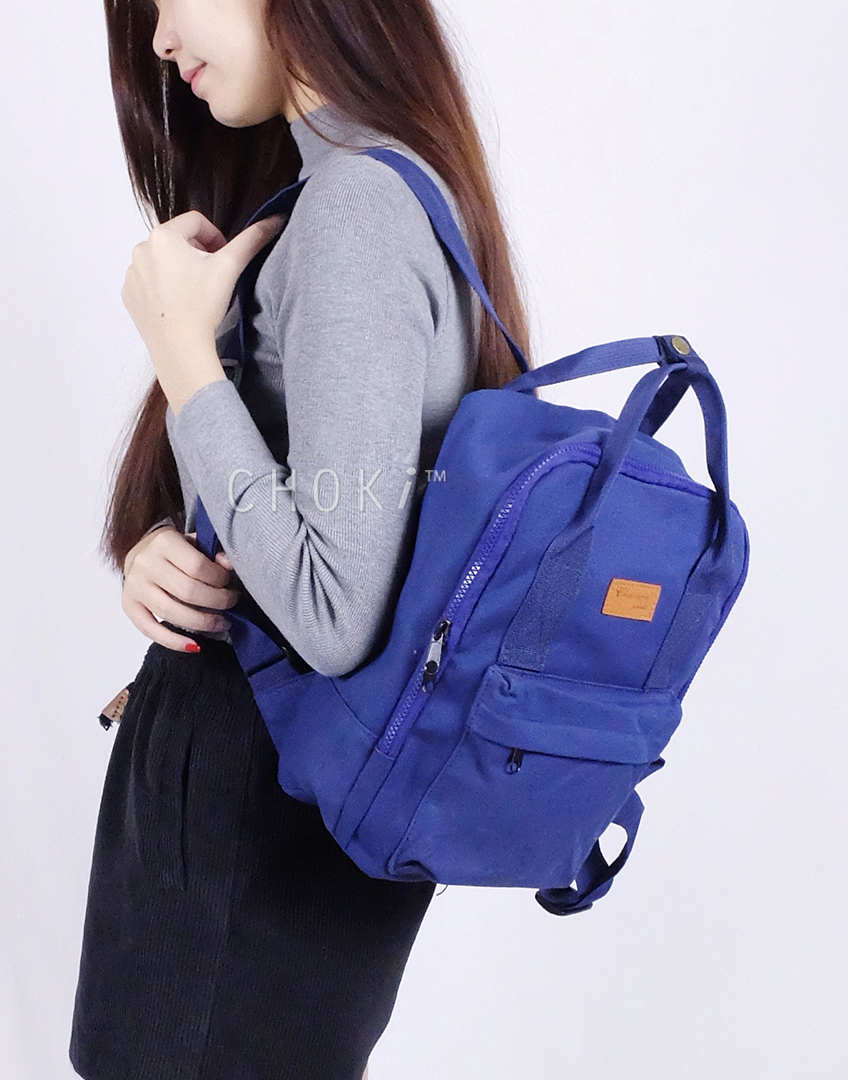 Choki.com.my - 6054 Choki Korean Canvas Backpack RM39.00