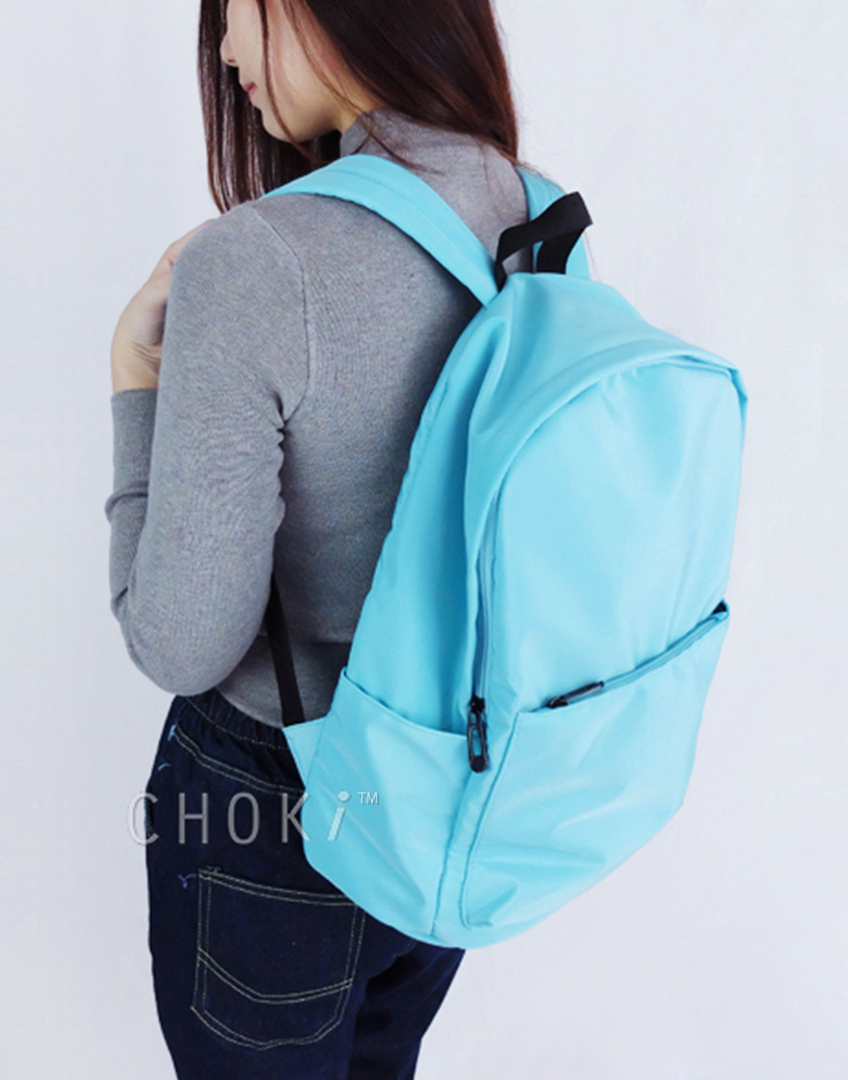 Choki.com.my - 5187 Choki Signature Fabric Unisex Backpack RM49.00