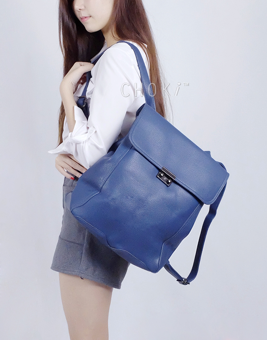 Choki.com.my - 5087 Choki Signature Korean Backpack RM55.00