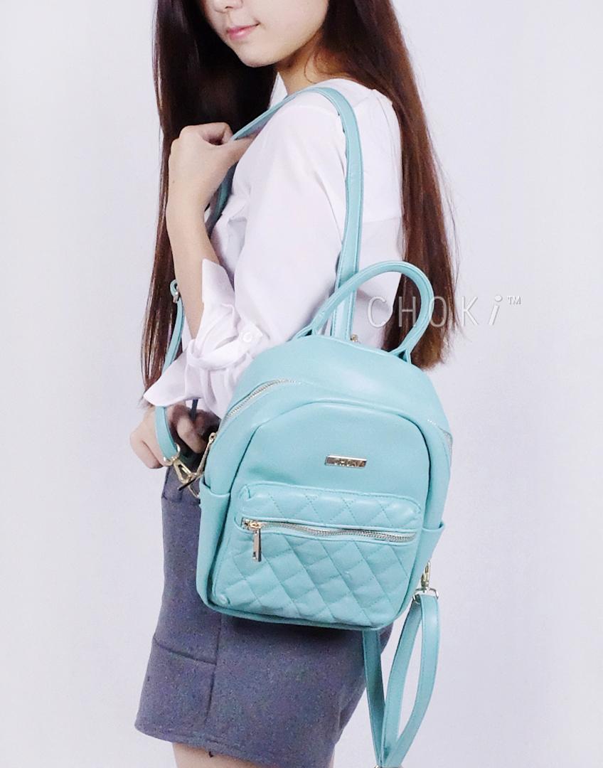 Choki.com.my - 5089 Choki Macaron Backpack RM69.00
