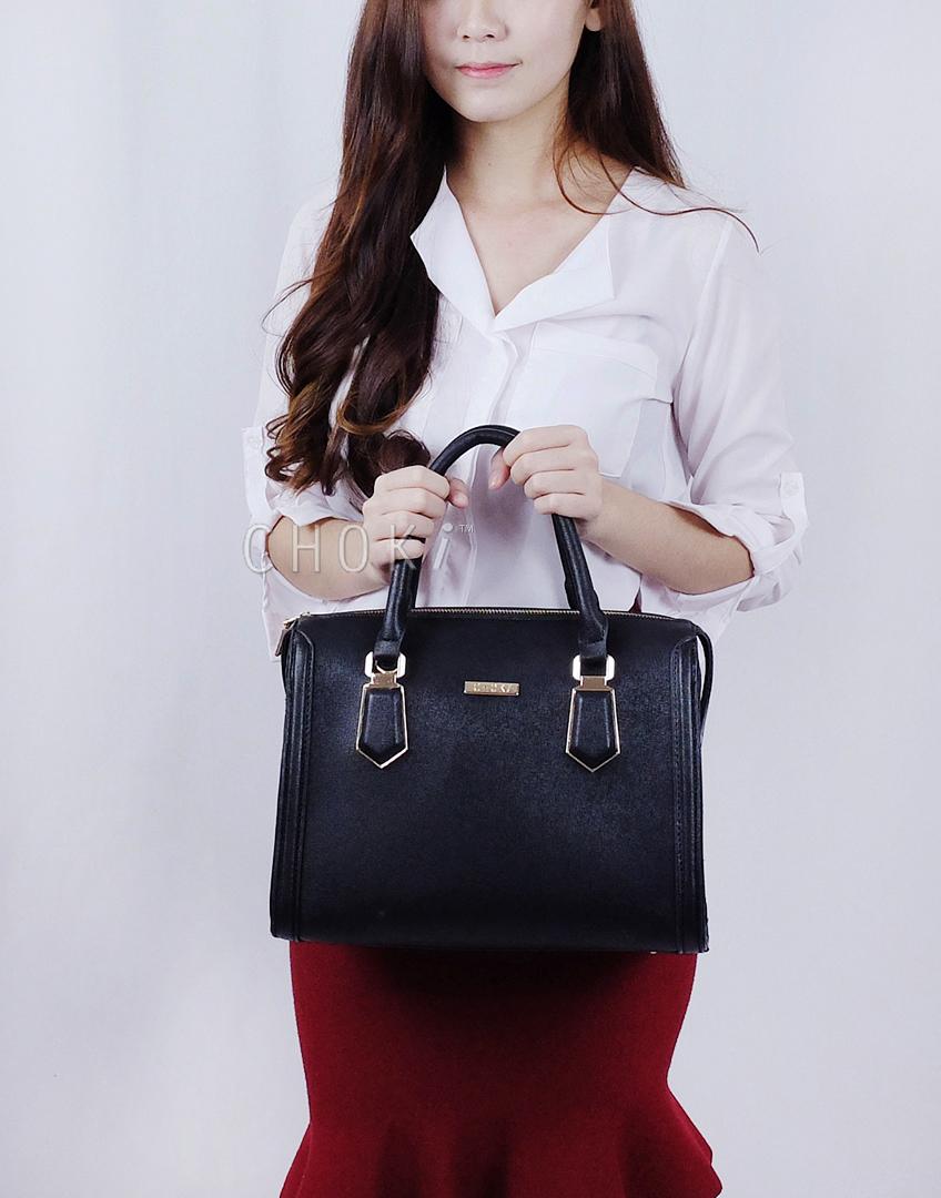Choki.com.my - 6070 Choki Signature Elegant Handbag with Sling RM75.00
